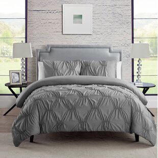 Meads 3 Piece Duvet Cover Set