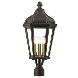 DeMotte 3-Light Lantern Head b..
