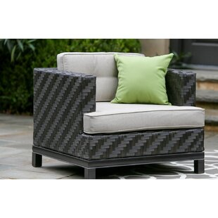 Brayden Studio Laforce Single Arm Chair with Cushion