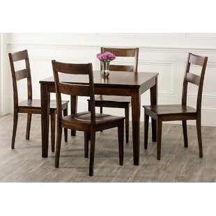 Gambino Rustic 5 Piece Dining Set
