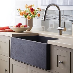 Farmhouse 30 L x 18 W Kitchen Sink