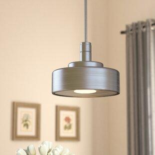 Andover Mills Deering 1-Light LED Pendant