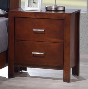 Best 2 Drawer Nightstand by Best Quality Furniture