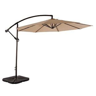 Kizzie Market 10' Cantilever Umbrella