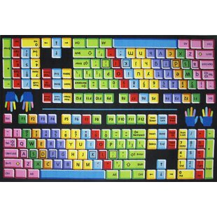 Price comparison Fun Time Keyboard Kids Rug ByFun Rugs