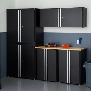 6 Piece Garage Cabinet Set by Trinity