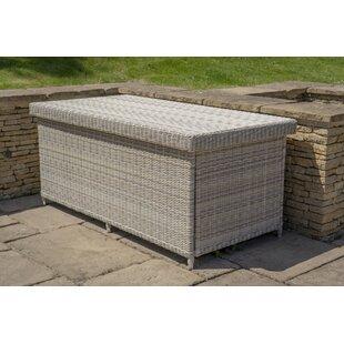 Dickenson Large Cushion 1630 L Rattan Storage Box By Symple Stuff