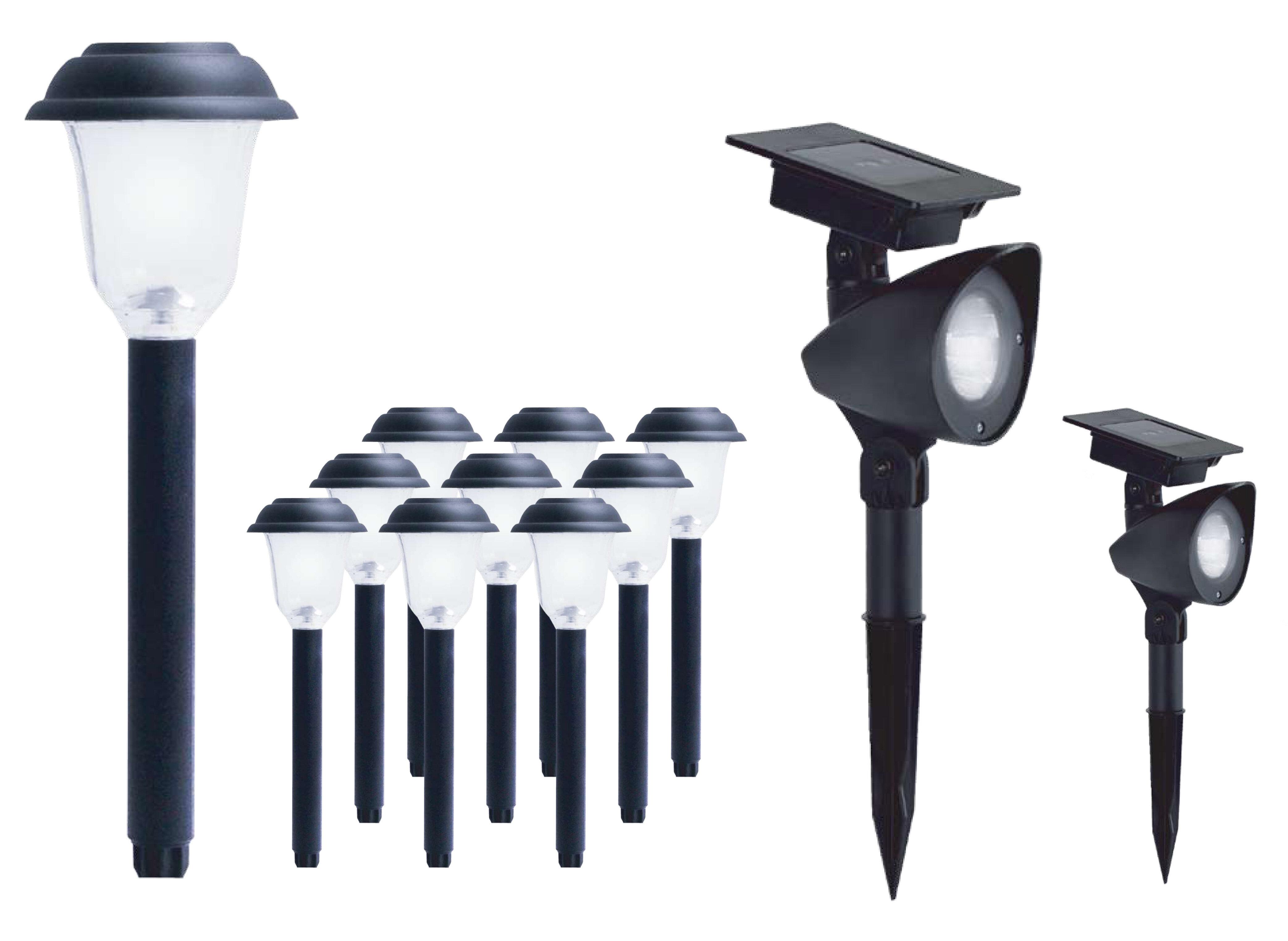 jiawei technology led landscape lighting set reviews wayfair