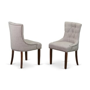 Dancer Upholstered Dining Chair (Set of 2)