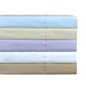 380-Thread Count Cotton Sateen Sheet Set