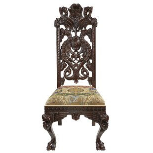 Knottingley Manor Upholstered Dining Chair Design Toscano