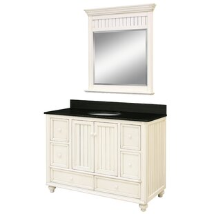 Bristol Beach 48 Bathroom Vanity Base by Sunnywood