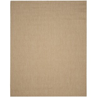 Maker Beige Indoor/Outdoor Area Rug