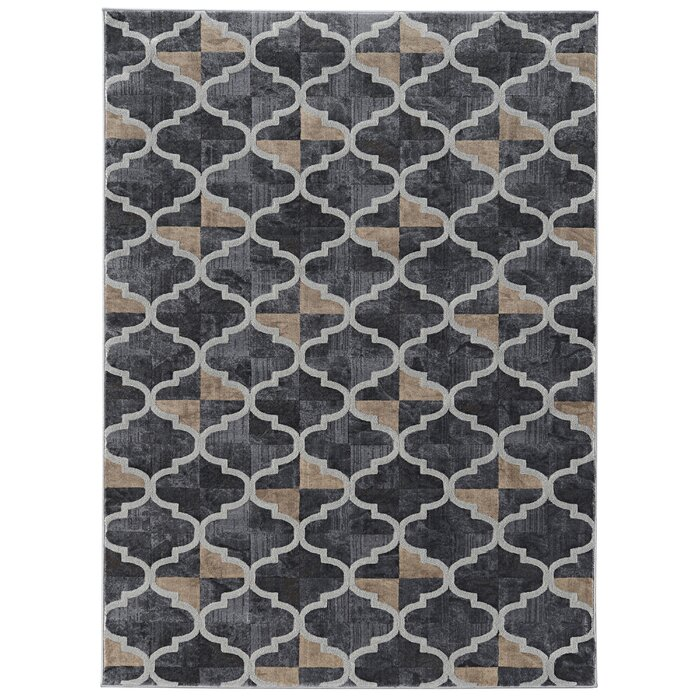 Norwich Gray Area Rug