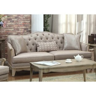 Lia Camel Back Sofa