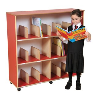 Burgos 113cm Bookcase By Isabelle & Max