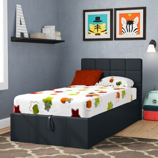 Blackshear Upholstered Ottoman Bed By Mercury Row