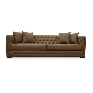 Paugh Revolution Performance Fabrics 79 Rolled Arm Sofa by Everly Quinn