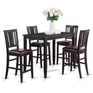 samuel 5piece counter height dining set
