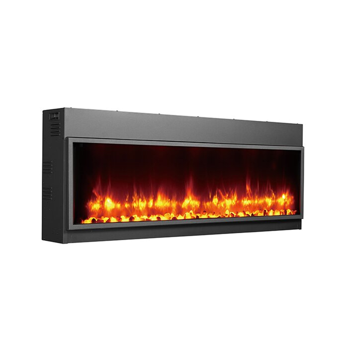 Fine Barnier Led Wall Mounted Electric Fireplace Interior Design Ideas Gentotthenellocom