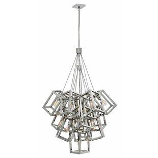 Ensemble 13 Light Cluster Pendant by Hinkley Lighting