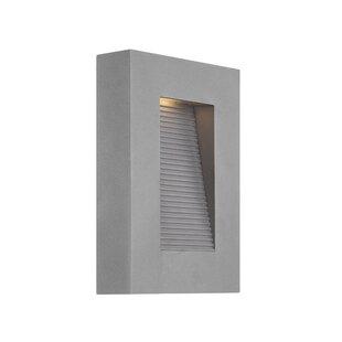 Modern Forms Urban 3-Light LED Outdoor Flush Mount