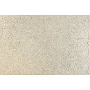 Read Reviews Naomi Hand-Tufted Wool Ivory Area Rug By Birch Lane™