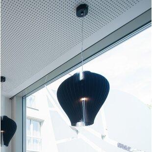 Molto Luce Lamella Fargola 1-Light Geometric Pendant