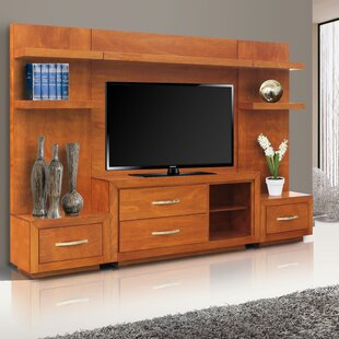 REZ Furniture Mandir Entertainment Center for TVs up to 50