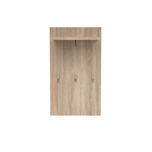 Doyon Wall Mounted Coat Rack By Natur Pur