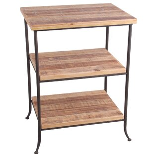 Mccready End Table with Storage by Gracie Oaks