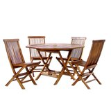 Drakeford 5 Piece Dining Set