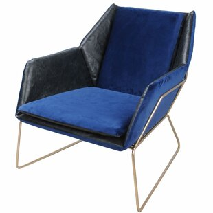 Morgan Armchair by New Pacific Direct