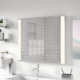Mirrors With Lights Youll Love Wayfair