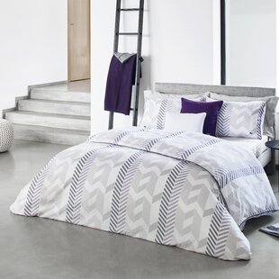 Miami Duvet Cover Set by Lacoste Great price