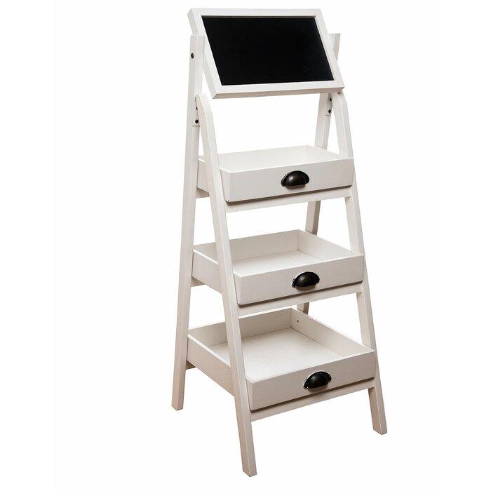 quality design e1a6f 453d5 Three Tier Stand Ladder Bookcase
