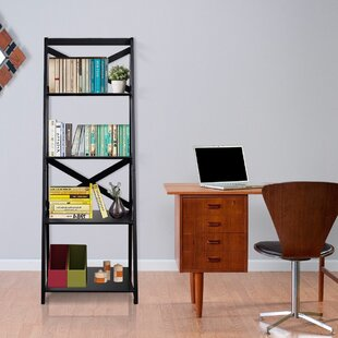 Comparison Christner Storage Ladder Bookcase By Gracie Oaks