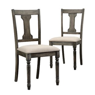 Brie Side Chair (Set of 2) by August Grove
