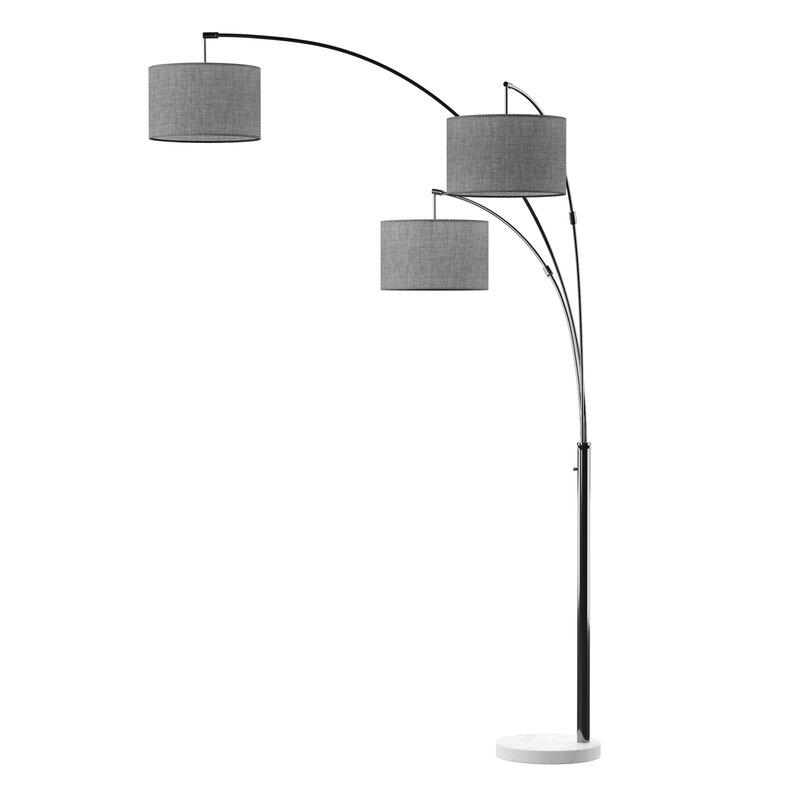 Wondrous Riddles 83 Tree Floor Lamp Reviews Allmodern Wiring Database Ioscogelartorg