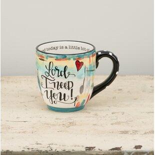 Subia Lord I Need You Coffee Mug