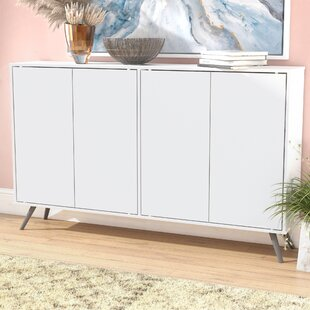 Raynham 4 Door Accent Cabinet