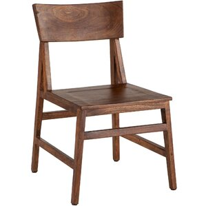 Nottingham Solid Wood Dining Chair (Set of 2) by World Interiors