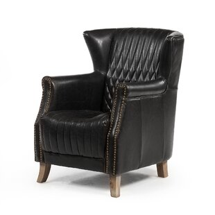 Westerlo Wingback Chair by Brayden Studio