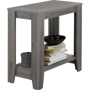 Partingt End Table by Wrought Studio