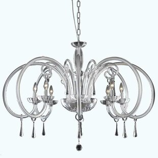 Rosdorf Park Lorenza 8-Light Chandelier