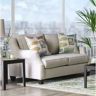 Mayer Loveseat by Rosecliff Heights