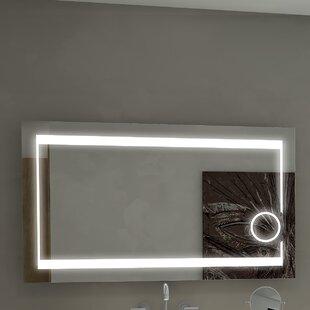 Inexpensive Aurora Illuminated Bathroom / Vanity Mirror ByParis Mirror