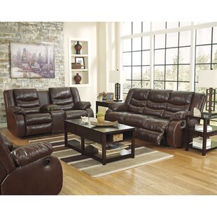Darby Home Co Summey Reclining Configurable Living Room Set