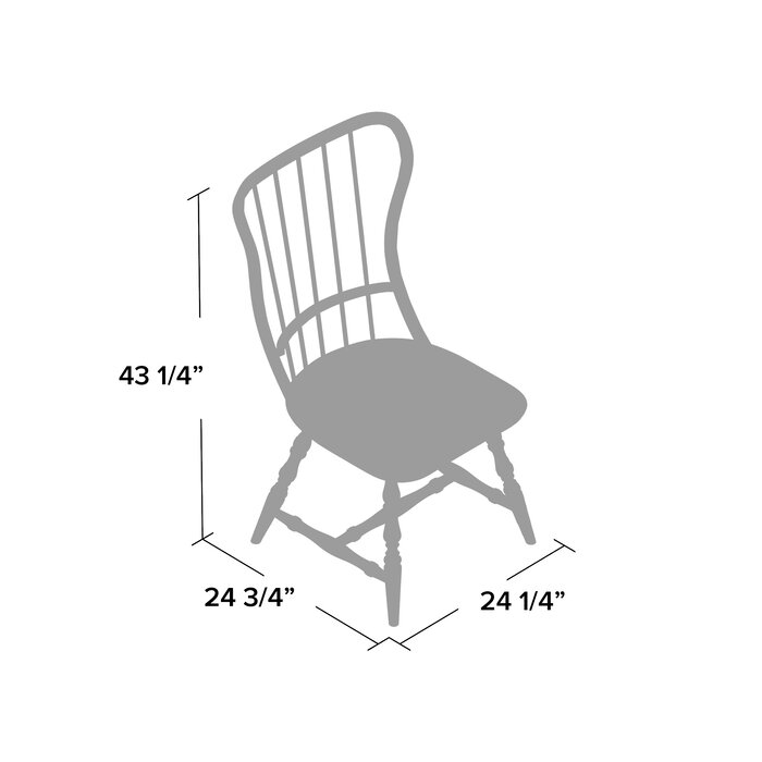 Outstanding Mullings Spindle Back Dining Chair Alphanode Cool Chair Designs And Ideas Alphanodeonline