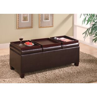 Haines Storage Ottoman by Wildon Home�